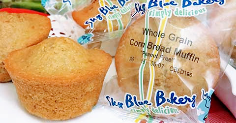WG Corn Mini Muffins – Skybluefoods.com