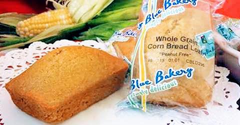 WG Cornbread Loaf – Skybluefoods.com