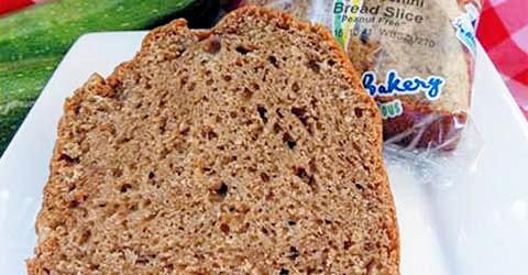 WG Zucchini Bread Slice – Skybluefoods.com