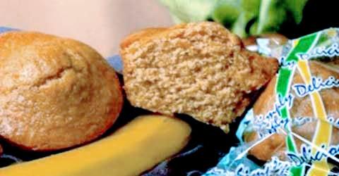 WG Simply Banana Muffin – Skybluefoods.com