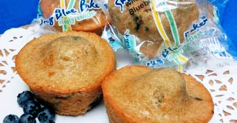 WG Simply Blueberry Mini Muffins – Skybluefoods.com